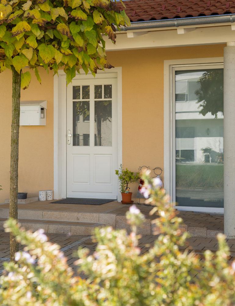Neubau mit Kunststofffenster in Markdorf