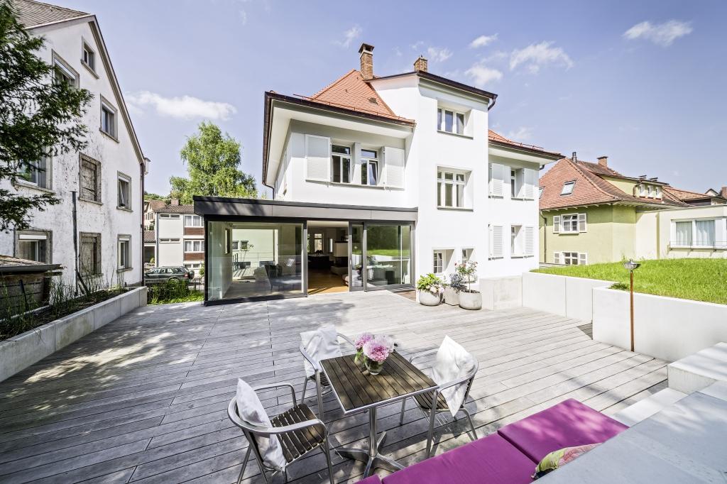 Sanierungsobjekt Wohnhaus Ravensburg