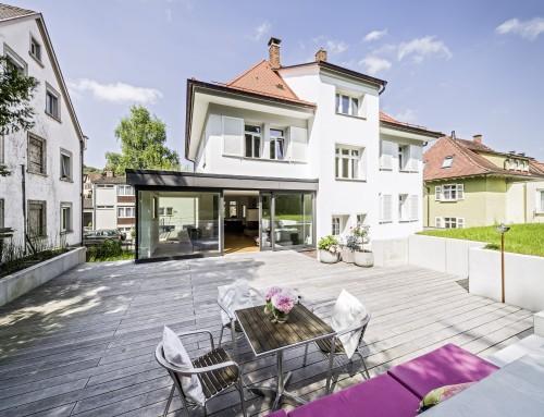 Exklusivität und Moderne! Holzfenster