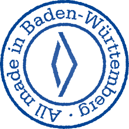 All made in Baden-Württemberg