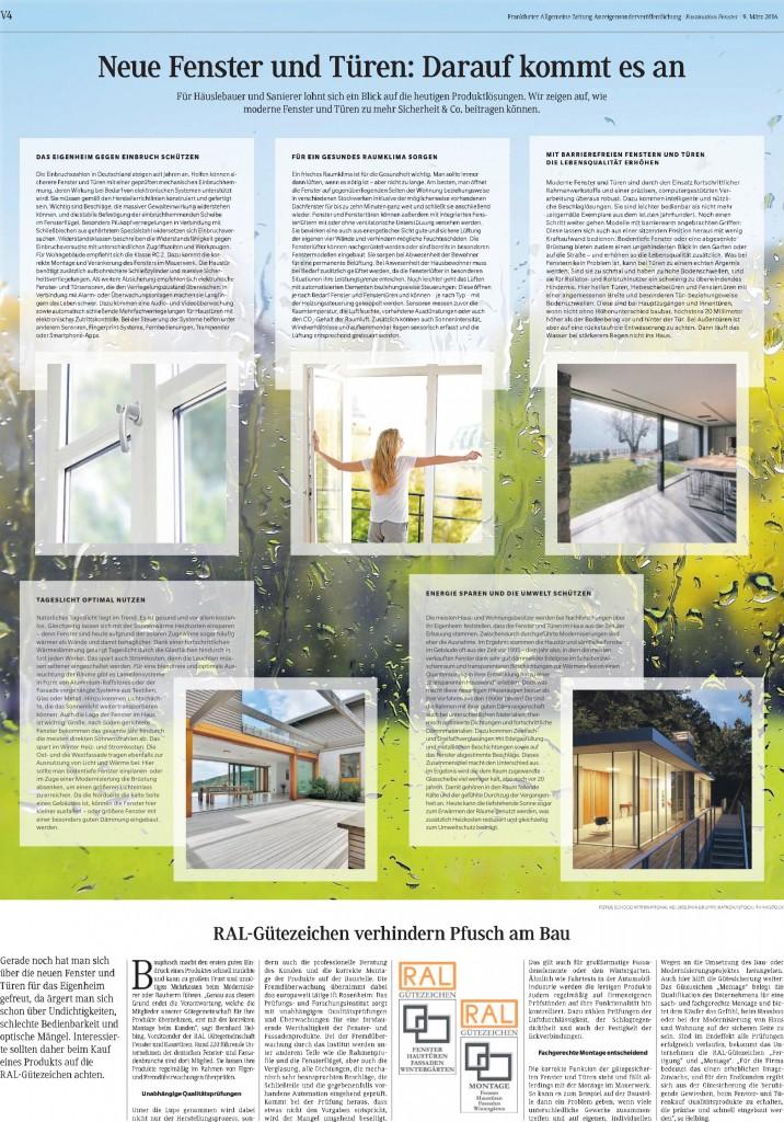 Neue Fenster und Türen mit Schäfer Fenster & Türen Markdorf