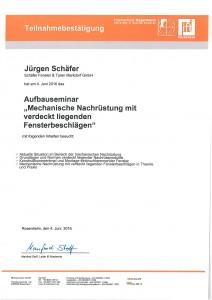 Schäfer - Ihr Partner für Einbruchschutz Markdorf, Ravensburg, Friedrichshafen und Umgebung