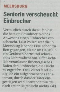 Schäfer - Ihr Einbruchschutz-Spezialist im Bodenseekreis