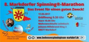 Schäfer Markdorf Fenster und Türen Sponsoring Spinning-Marathon