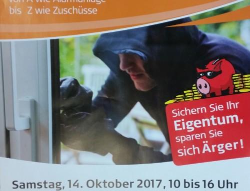 Aktionstag Einbruchsschutz in Friedrichshafen